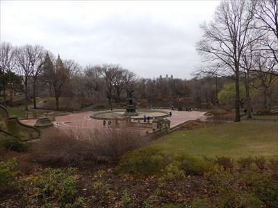 Bethesda Fountain - New York