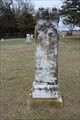 Image for A.T. Aday - Graham Point Cemetery - Hunt County, TX