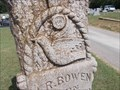 Image for J.R. Bowen Dove - Woodberry Forest Cemetery - Madill, OK, USA