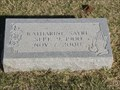 Image for 100 - Katharine Sayer - Hydro Masonic Cemetery - Hydro, OK