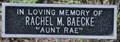 Image for Rachel M. Baecke Memorial Tree