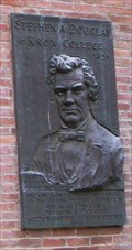 Image for Stephen A. Douglas at Knox College - Galesburg, IL