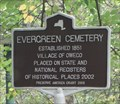Image for Evergreen Cemetery - Owego, NY