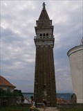 Image for Bell tower St. George's Parish Church - Piran, Slovenia