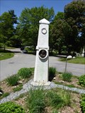 Image for Reverend Charles T. Torrey Monument - Watertown, MA