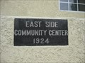 Image for 1924 - East Side Community Center - Monrovia, CA