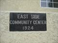 Image for 1924 - East Side Community Center - Monrovia, CA