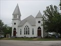 Image for No. 181 - Chappell Hill United Methodist Church - Chappell Hill, TX