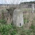 Image for O.S.Triangulation Pillar - Ballomill, Fife.