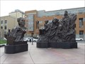 Image for Massive Humanitarian Monument Unveiled In Oakland