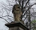 Image for Gate Lions - Zamek Bobrów - Bobrów, Poland
