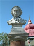 Image for Beethoven Bust - St. Louis, Missouri