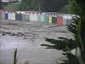 Image for Titahi Bay Beach Sheds. Wellington. New Zealand.