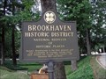 Image for Brookhaven Historic District - DeKalb Co., GA