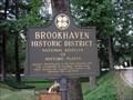 Image for Brookhaven Historic District - DeKalb Co., GA