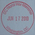 "Image for ""DC World War Memorial - Washington, DC"" - Washington Monument Bookstore and Ticket Counter"