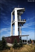 Image for Look-out Tower at Smrk Mt. / Rozhledna na Smrku (Jizera Mts., Czech Republic)