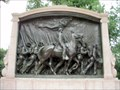 Image for Memorial to Robert Gould Shaw  -  Boston, MA