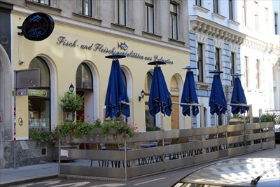 Restaurant Ilija Wien Austria Independent Fish Houses On