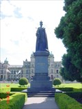 Image for Queen Victoria - Victoria, BC Canada