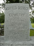 Image for Ashfield District Cemetery - Kirkness MB
