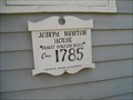 Image for Joseph Newton House 1785 - Moorestown, NJ