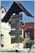 Image for Rozcestník turistických tras - Kerhartice mlýn, Ústí n. Orlicí, CZ