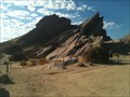 "Image for ""Gorn Rock"" -- Vasquez Rocks Natural Area"