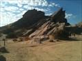 "Image for ""Gorn Rock"" -- Vasquez Rocks Natural Area"