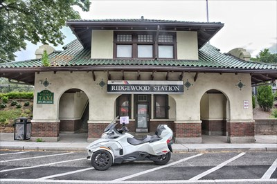 Nj Transit Ridgewood Station Ridgewood Nj Train Stations Depots On Waymarking Com