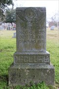 Image for Thomas E. McClure - Meredith Campground Cemetery - Henderson County, TX