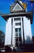 Image for Killing Fields Stupa  -  Choeung Ek, Cambodia