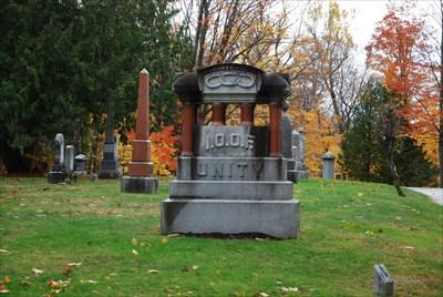 IOOF MONUMENT