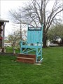 Image for Giant Rocking Chair - Redbud, MO