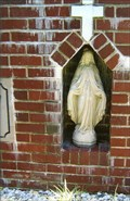Image for Blessed Virgin Mary Crushing the Snake - Rhineland, MO