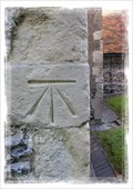 Image for Cut Bench Mark - St Andrew's Church, Tilmanstone, Kent, CT14 0JW