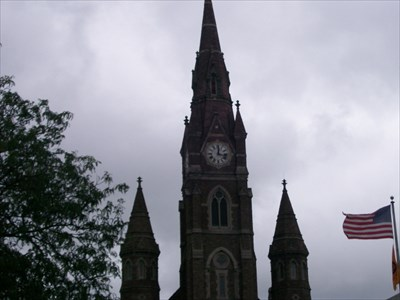 St. Peter Cathedral - Steeples