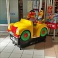 Image for Sesame street car at Ridderhof - Alphen aan den Rijn (NL)