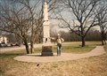 Image for Monument to A Reunited Soldiery - Pea Ridge National Military Park, Garfield, AR