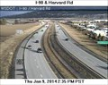 Image for I-90 at Harvard Road - Spokane Valley, WA