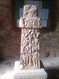 Image for Saxon cross shaft, St Mary's church - Newent, Gloucestershire
