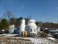 Image for Big Milk Can and Bottle - Granby, MA