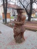 Image for Vinar v dobovém odevu - Mikulov, Czech Republic