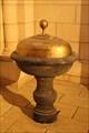 Image for Les Fonts Baptismaux - Eglise Saint-Martial - Montmorillon, France