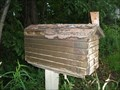 Image for Log Cabin Mailbox