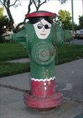 Image for Mystery Figure w/ eye patch, Belmont, CA