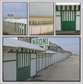 Image for Beach huts De Haan - West-Vlaanderen - Belgium