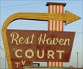 Image for Rest Haven Court - Springfield, Missouri, USA.