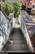 Image for Schodište v Malé Pálffyovské zahrade / Stairway in the Lesser Pálffy Garden (Prague)