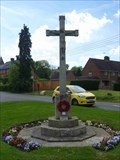 Image for WWI Memorial, Alfrick, Worcestershire, England
